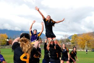 teamwork, rugby, womens rugby, what rugby taught women